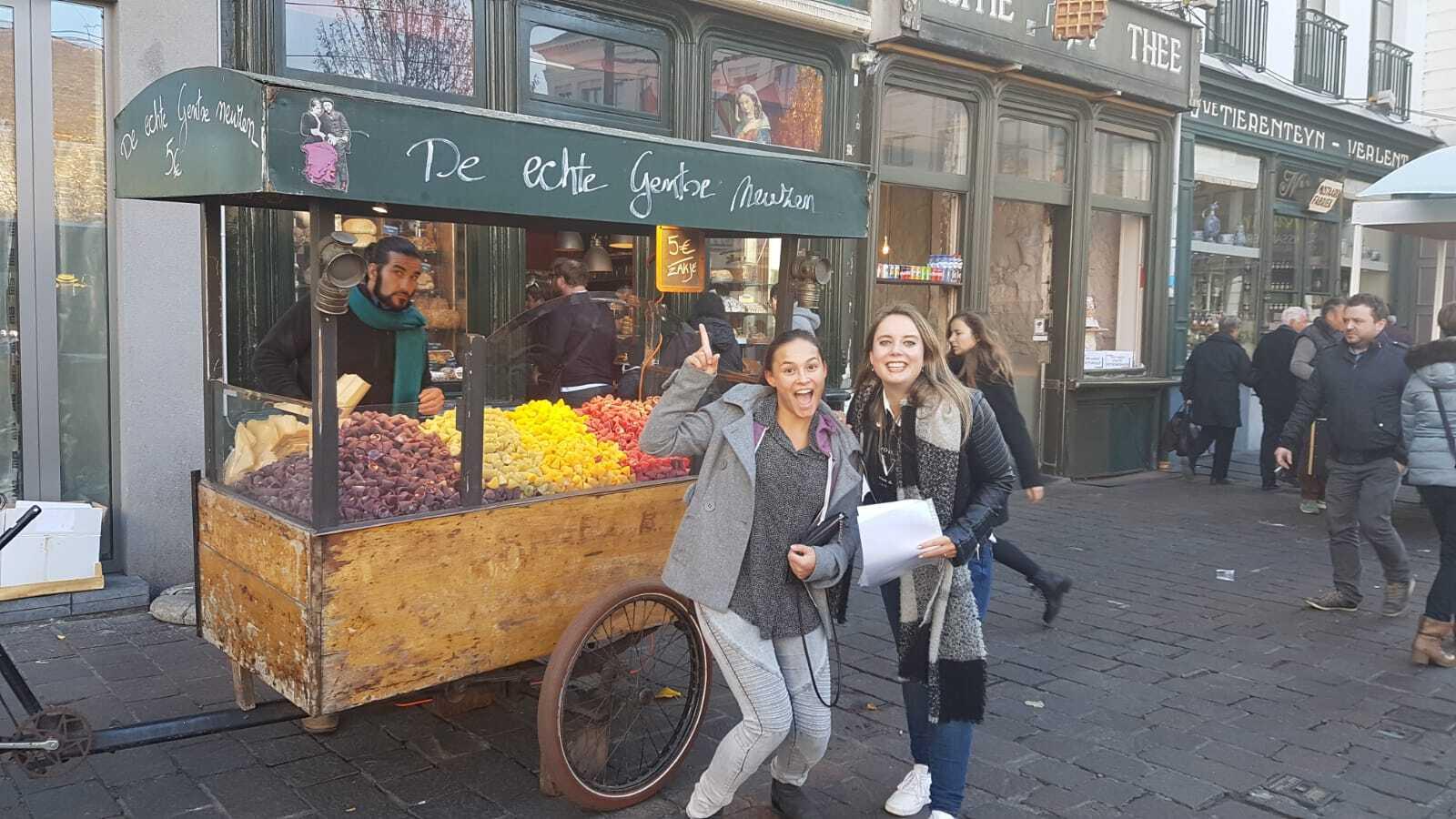 Levend Monopoly Brugge