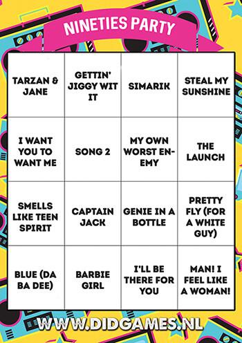 muziekbingo-disco-bingo-nineties-party