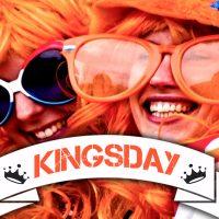 Disco Bingo Kingsday
