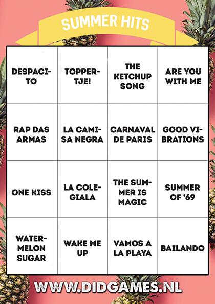 muziekbingo-disco-bingo-summer-hits