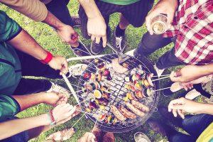 Moorddiner - Bonje bij de BBQ