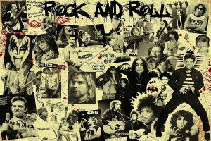 Muziekbingo Rock Legends