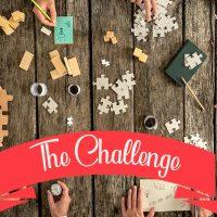 The Challenge Groepsactiviteit