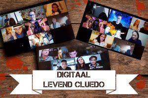 Levend Cluedo digitaal