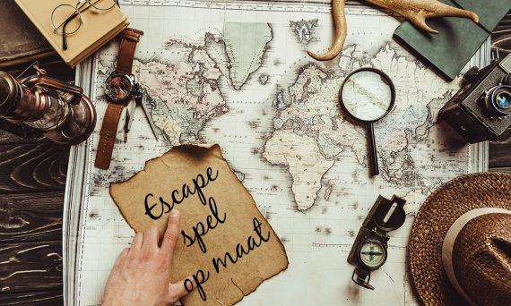 Escapespel op maat