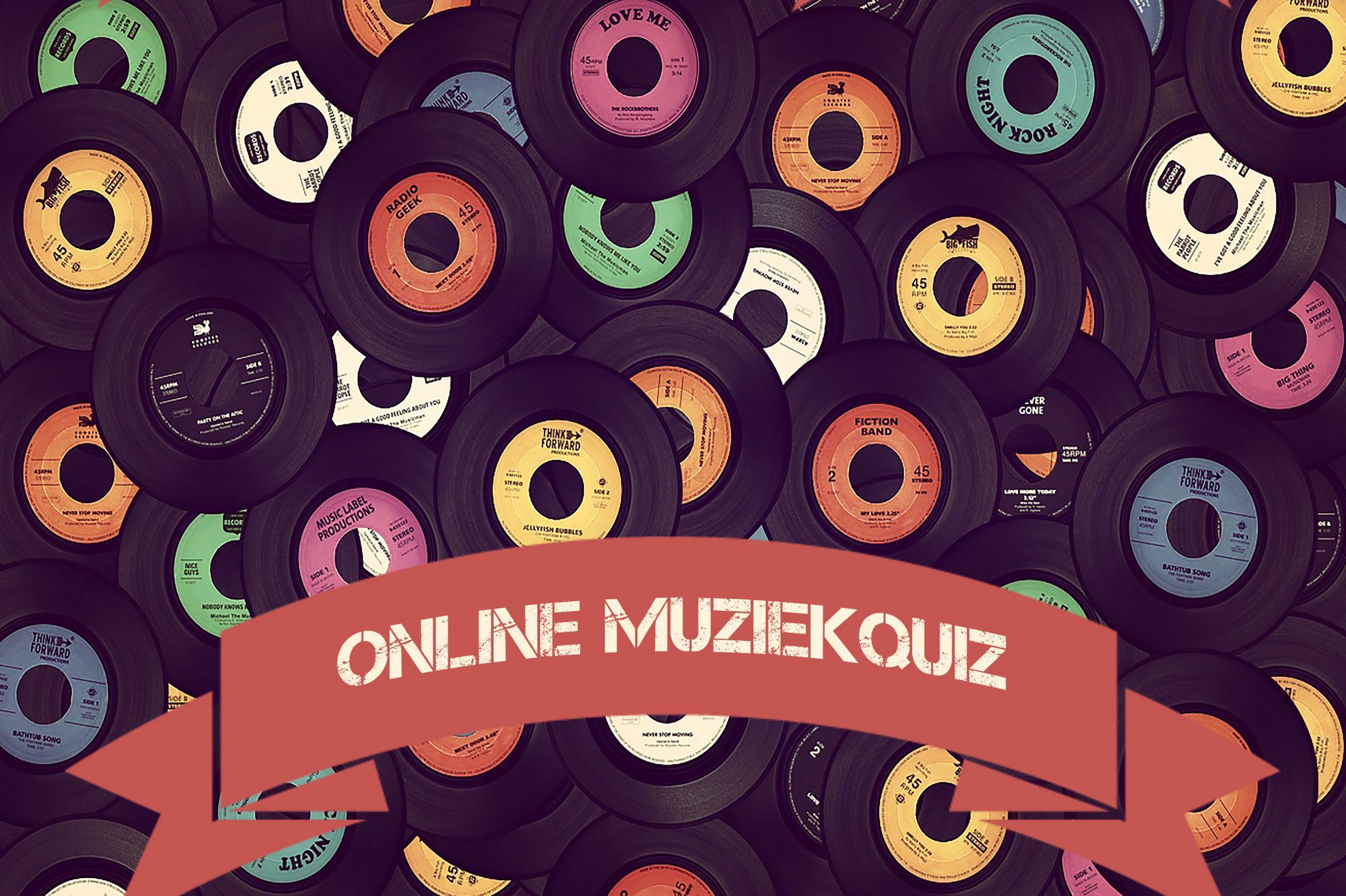 Online muziekquiz