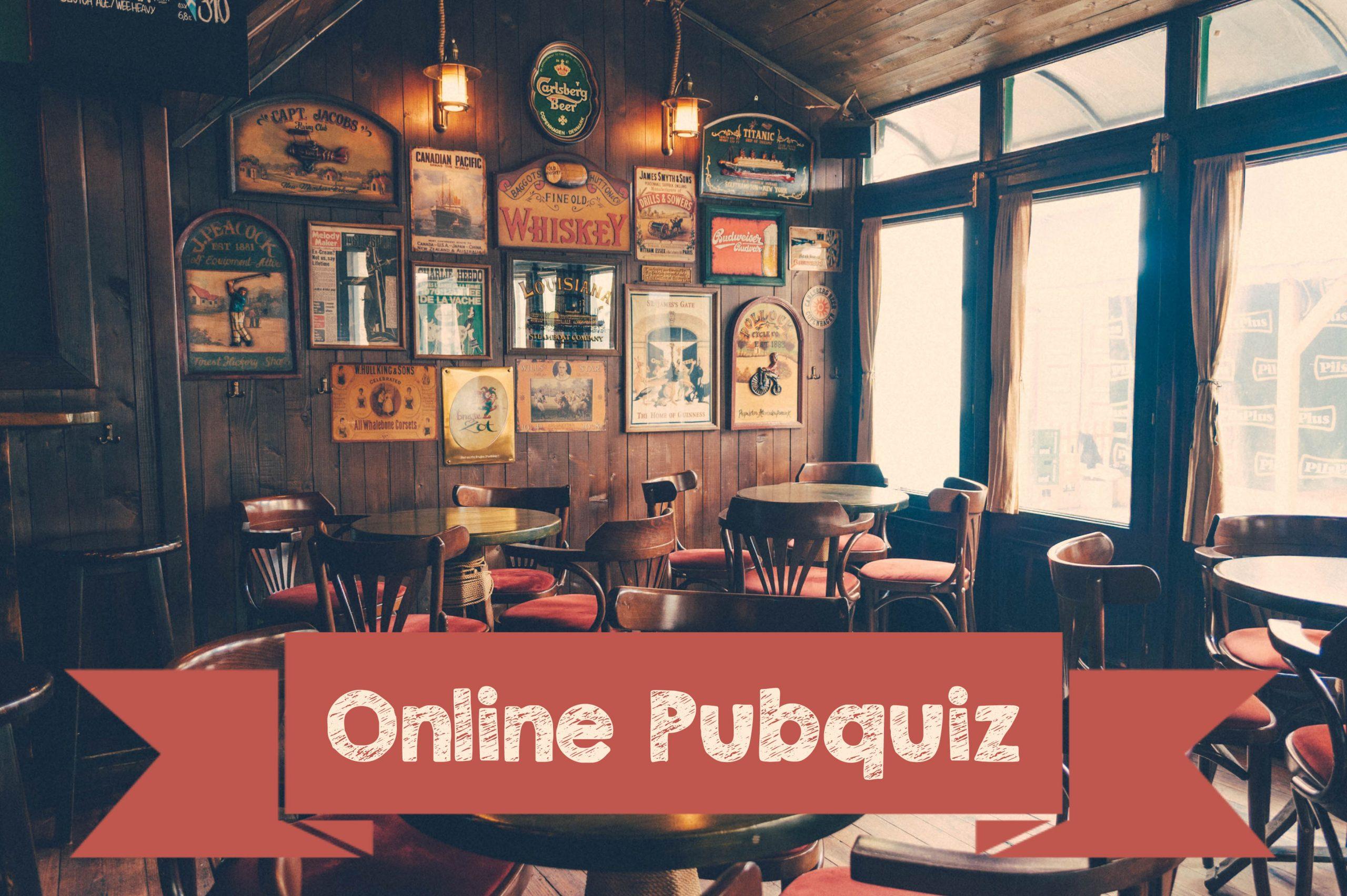 Online Pubquiz - Algemeen
