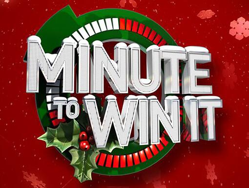 Minute To Win It – Kerst editie