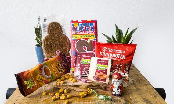 Sinterklaas borrel borrelpakket online teamuitje
