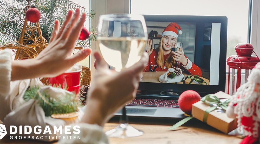 Online kerstborrel: organiseer jouw kerstborrel dit jaar digitaal!