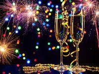 Muziekbingo new years eve party