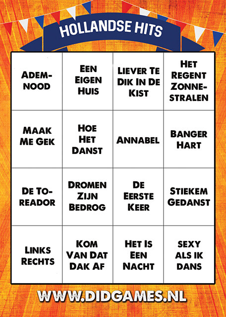 Online-muziekbingo-hollandse-hits-1