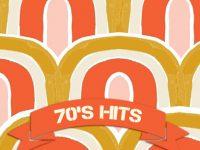 Het logo van de 70s muziekbingo
