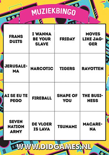 Muziekbingo-disco-bingo-tienerdisco